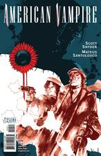 AMERICAN VAMPIRE #10 (MR)